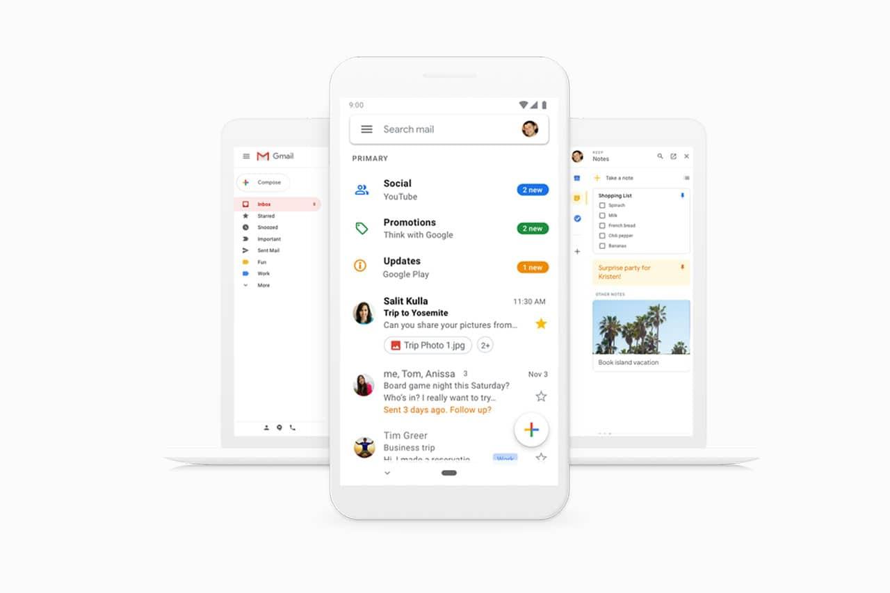 AJAX In Gmail